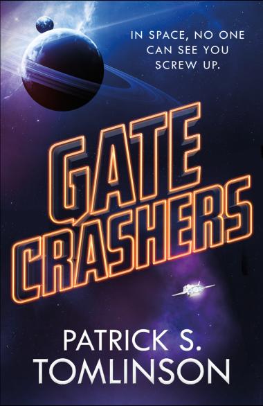 'Gate Crashers' (2018) by Patrick S. Tomlinson.