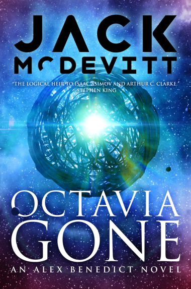 'Octavia Gone' by Jack McDevitt.