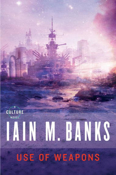 'Use of Weapons' by Iain M. Banks.
