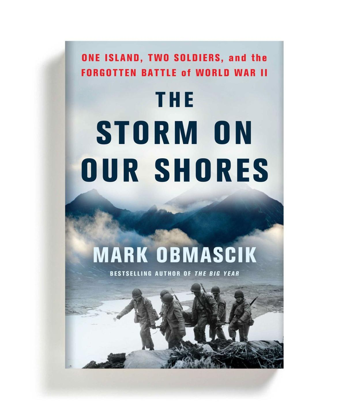 """The Storm on Our Shores"" by Mark Obmascik."