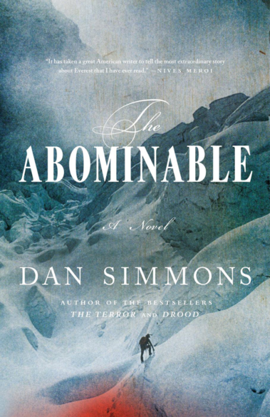 'The Abominable' by Dan Simmons.