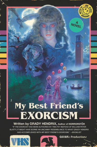 'My Best Friend's Exorcism' by Grady Hendrix.